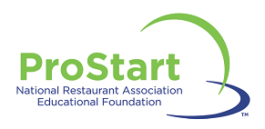 ProStart logo- National Restaurant Association Educational Foundation